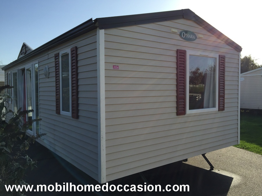 Mobil home occasion theix
