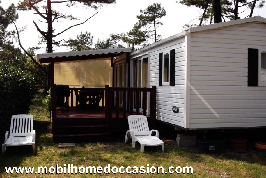 Mobil home oxygene occasion