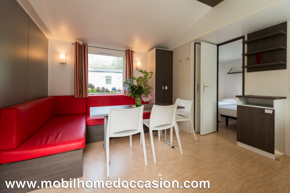 Mobil home o'hara 3 chambres occasion
