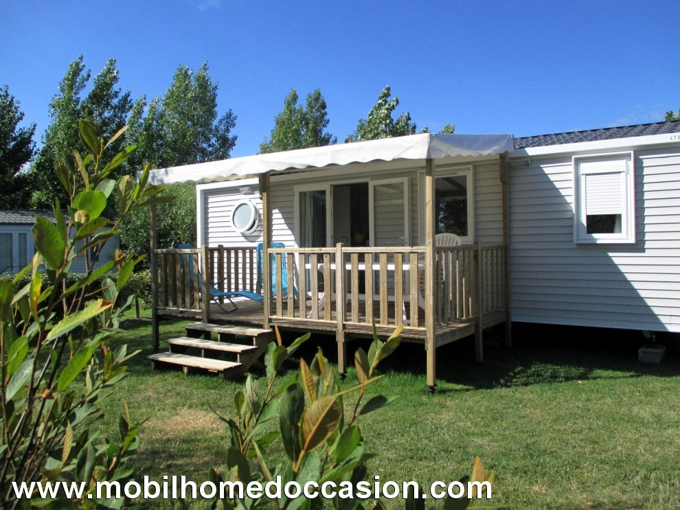 Mobil home occasion vendee le bon coin