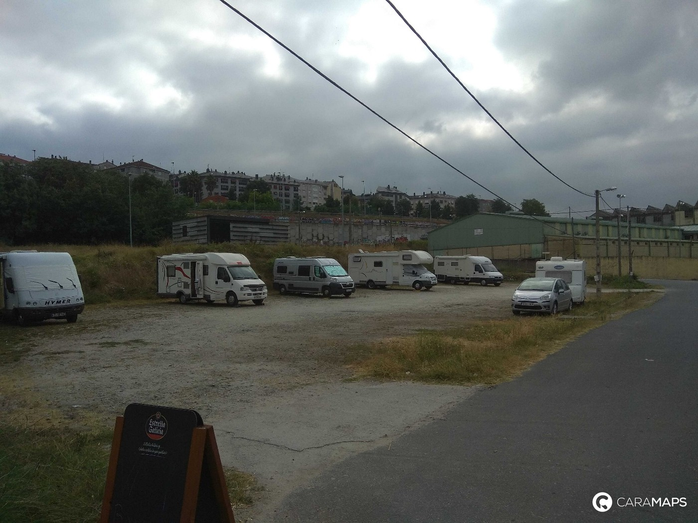 Camping ourense espagne