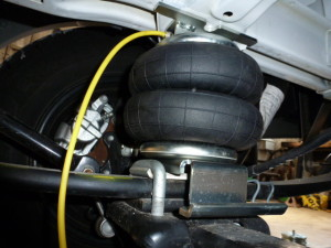 Suspension pneumatique camping car fiat ducato x250
