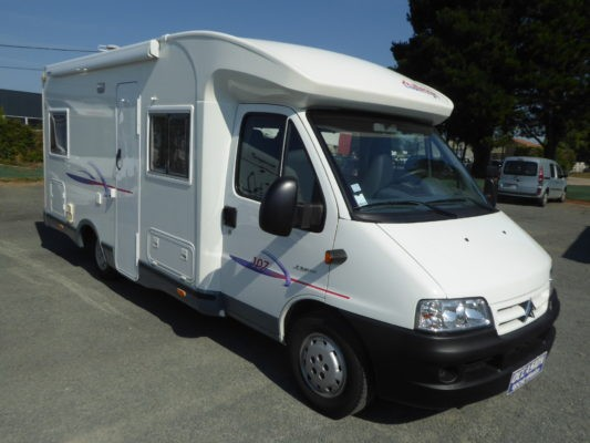 Occasion camping car vendee