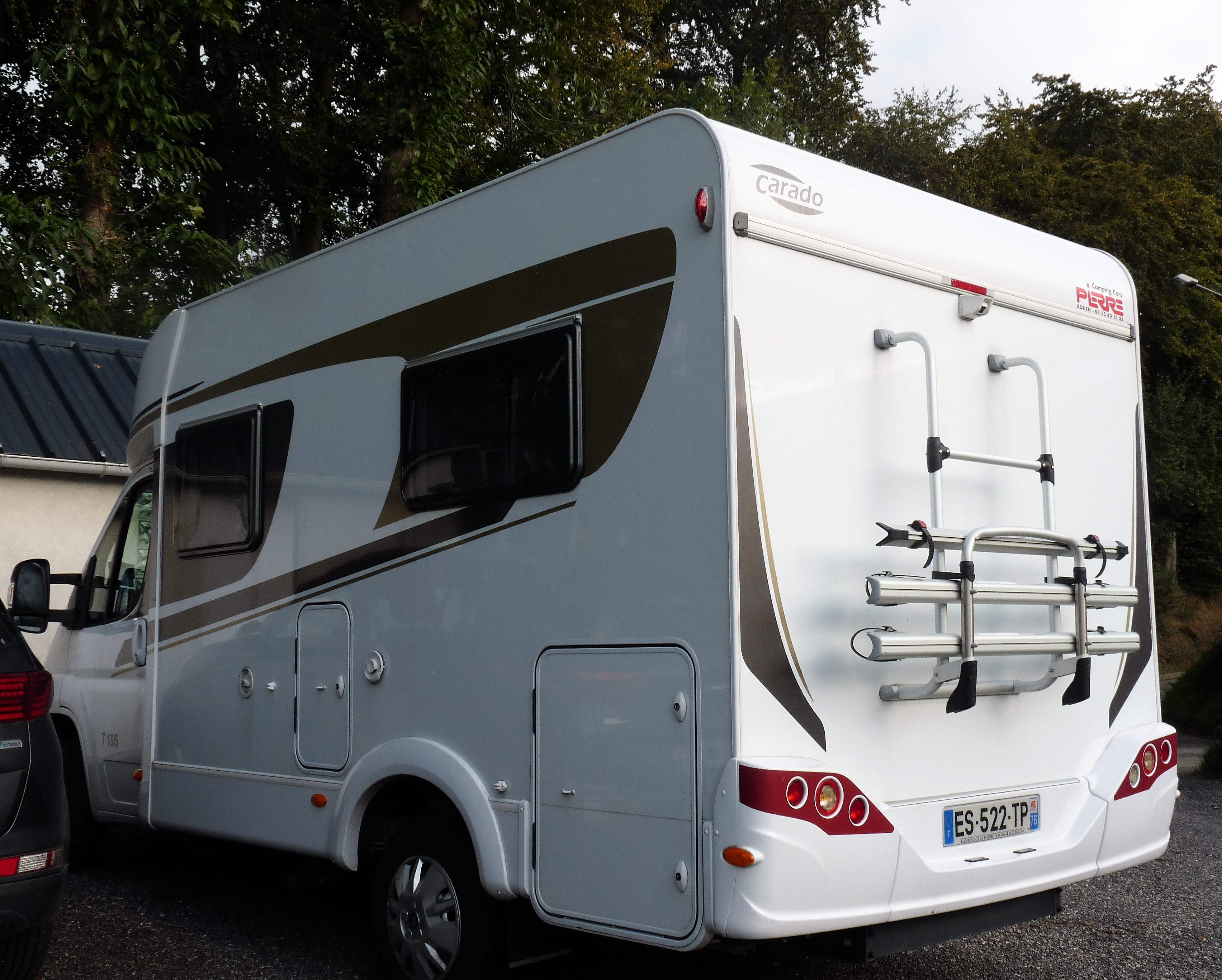 Camping car occasion particulier bretagne