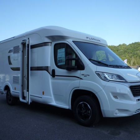 Camping car profile d occasion