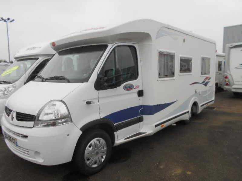 Camping car occasion st dizier