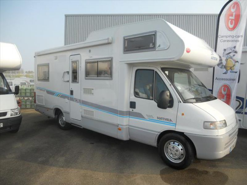 Camping car occasion nevers