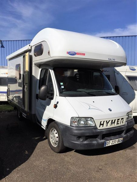 Comparateur camping car occasion