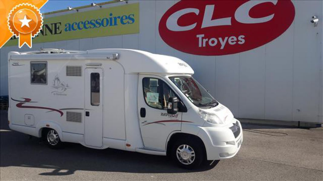 Camping car occasion troyes