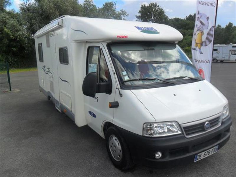 Camping car occasion yearling