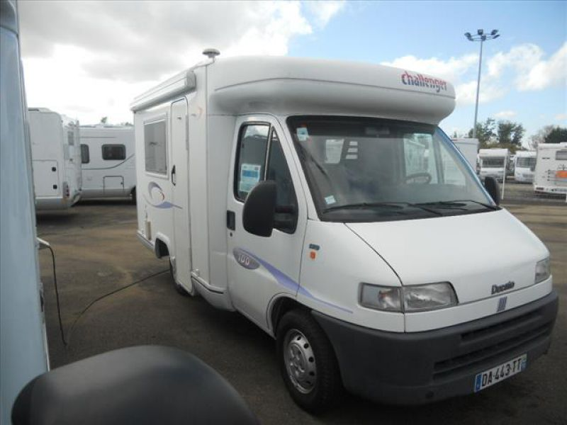 Camping car occasion marne particulier