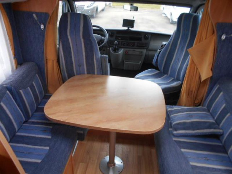 Camping car challenger eden 310 occasion