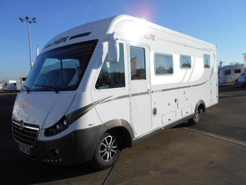 Camping car pilote diamond occasion
