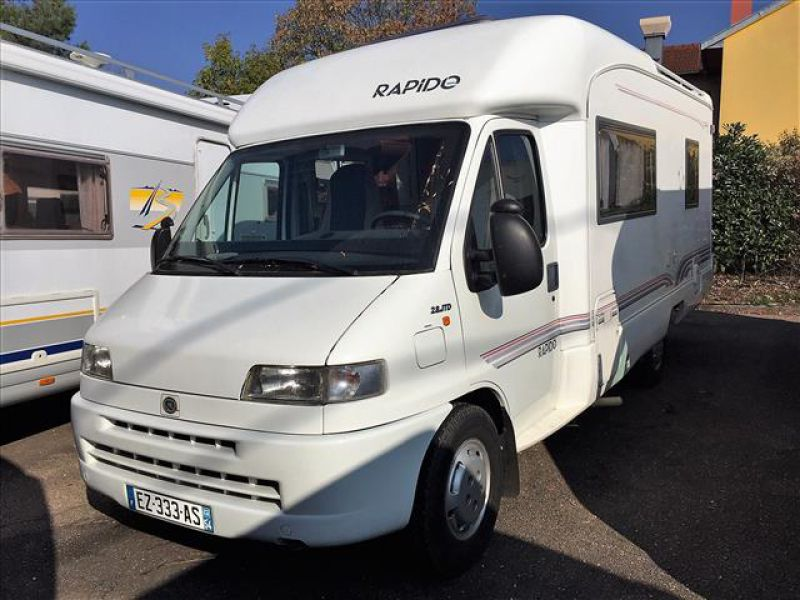 Camping car rapido 770 f occasion