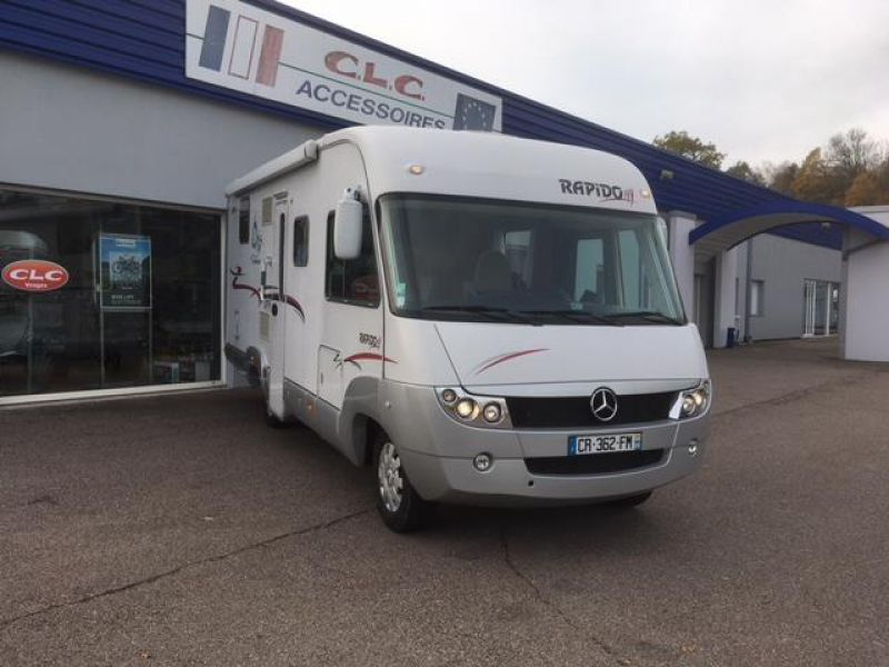 Camping car vosges occasion