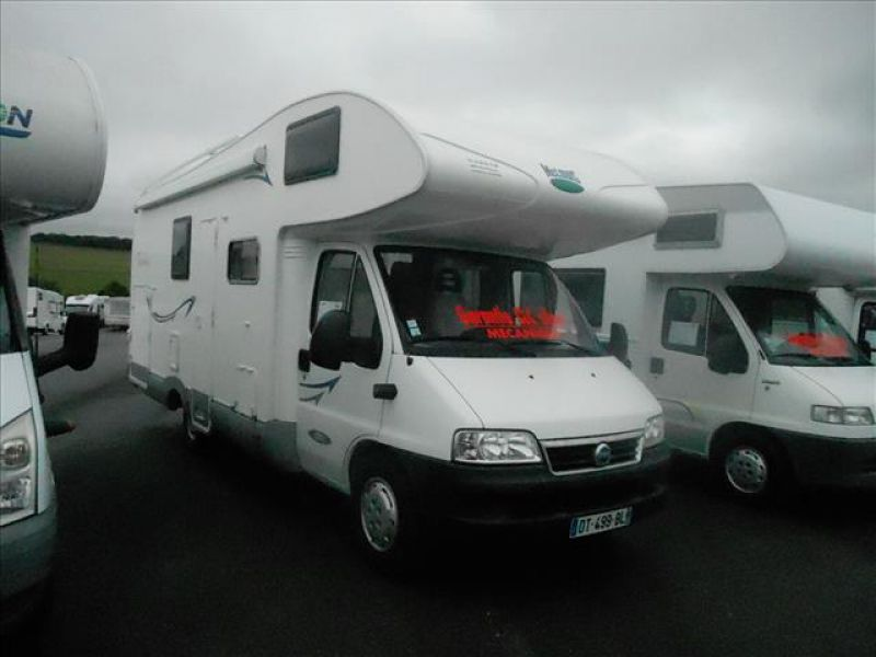 Camping car occasion clc reims