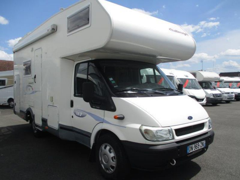 Camping car pilote poids lourd occasion