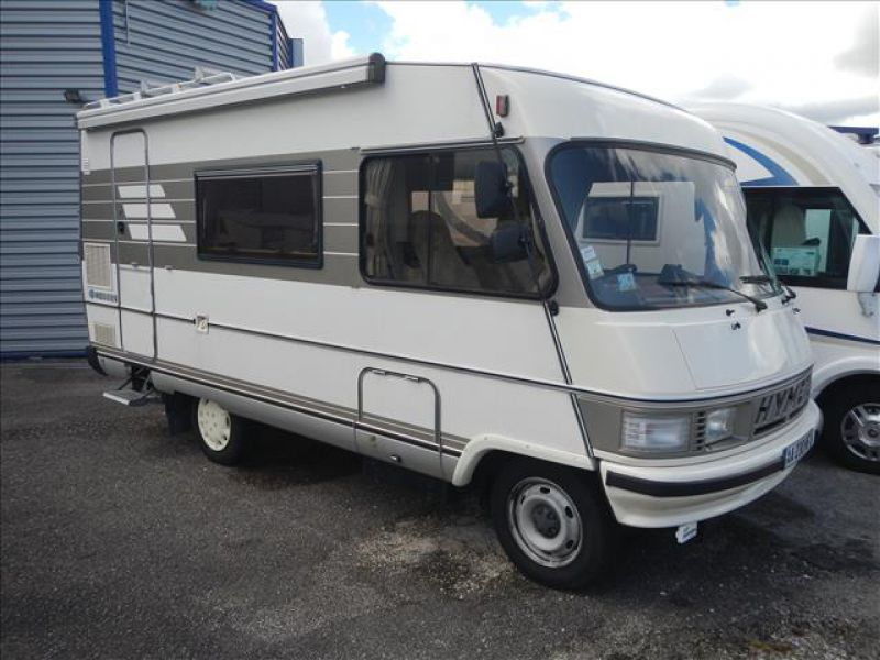 Vente au enchere camping car