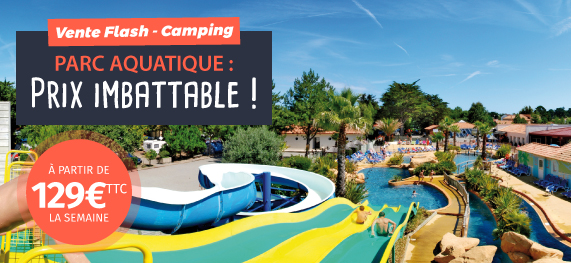 Vacance camping pas cher aout