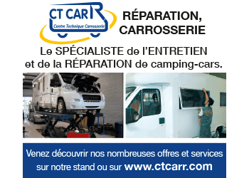 Salon camping car narbonne