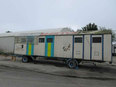 Camping car occasion le parking