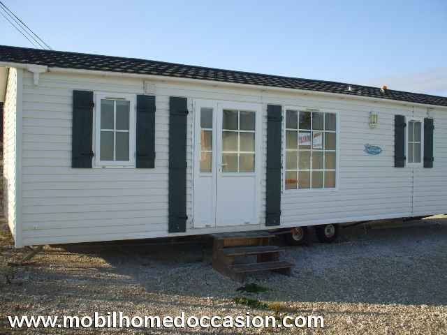 Mobil home occasion gard