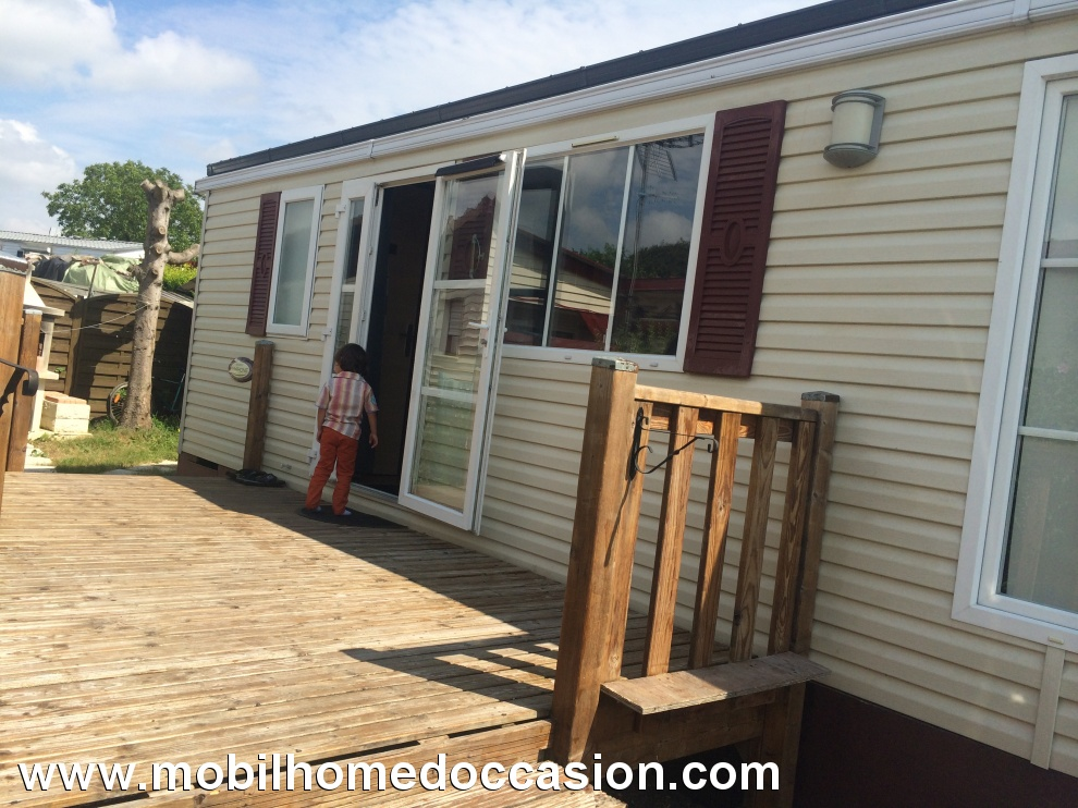 Mobil home occasion oise