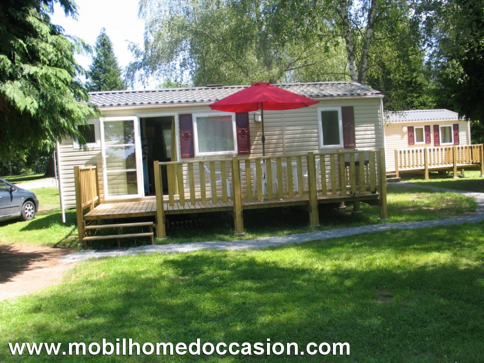 Mobil home occasion creuse