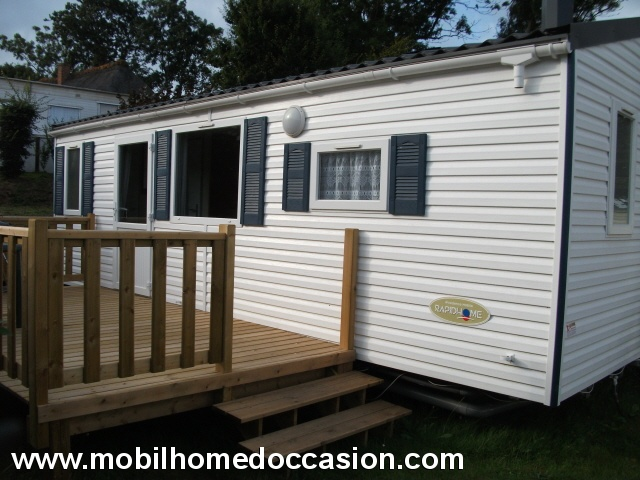 Mobil home occasion normandie