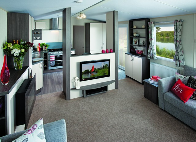 Mobil home neuf 4 chambres