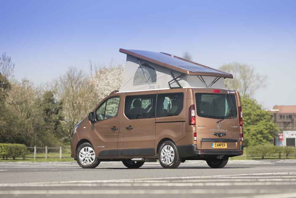 Camping car renault camping car poids lourd occasion