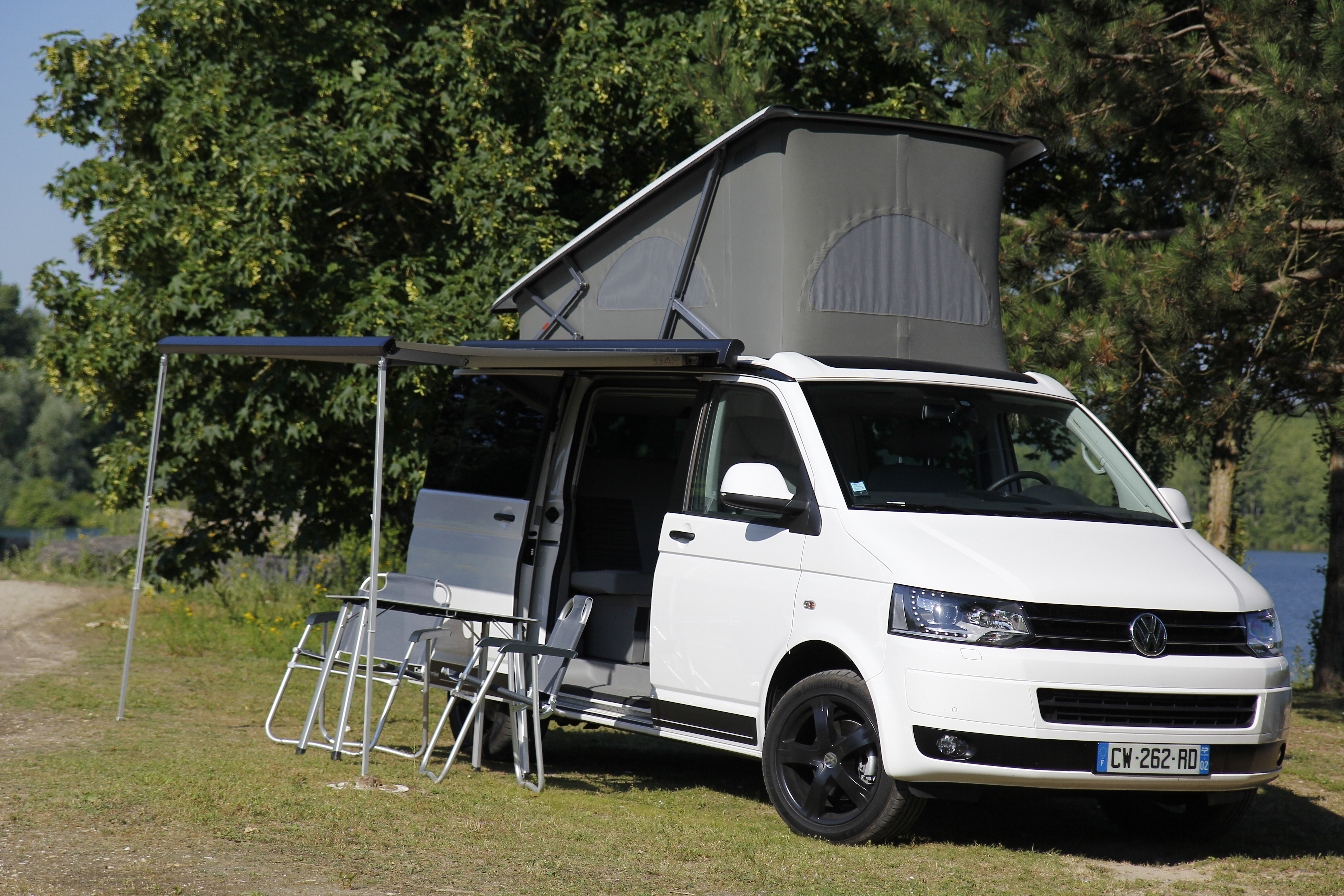 Achat camping car t4 vw occasion