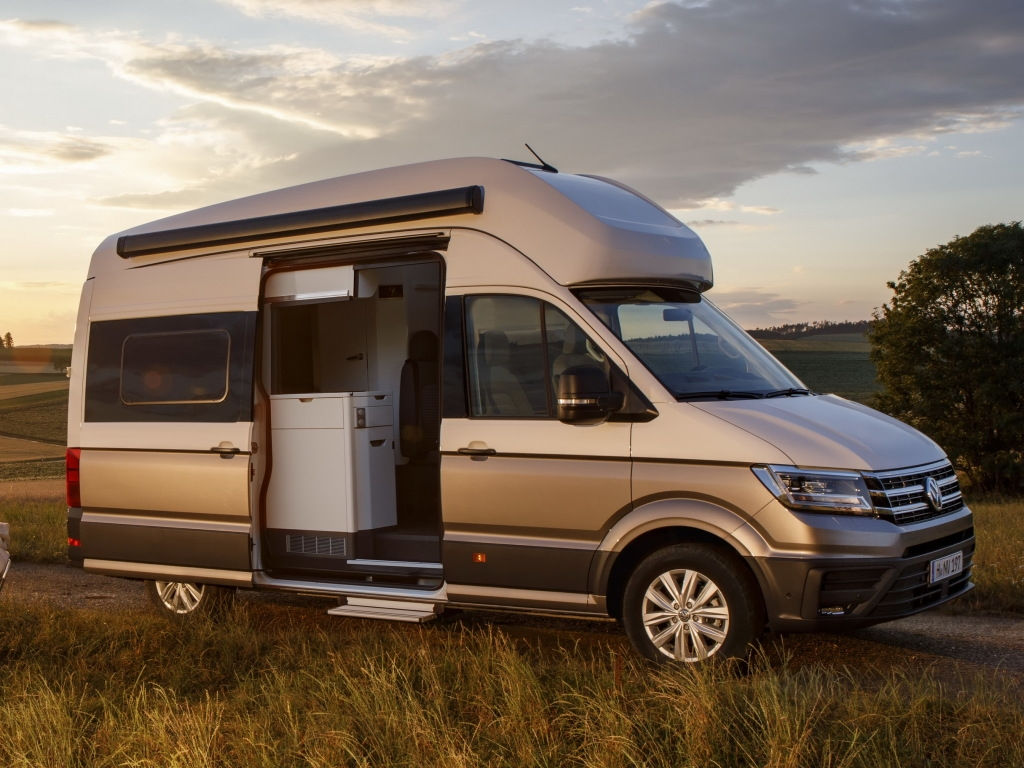 Occasion camping car volkswagen california