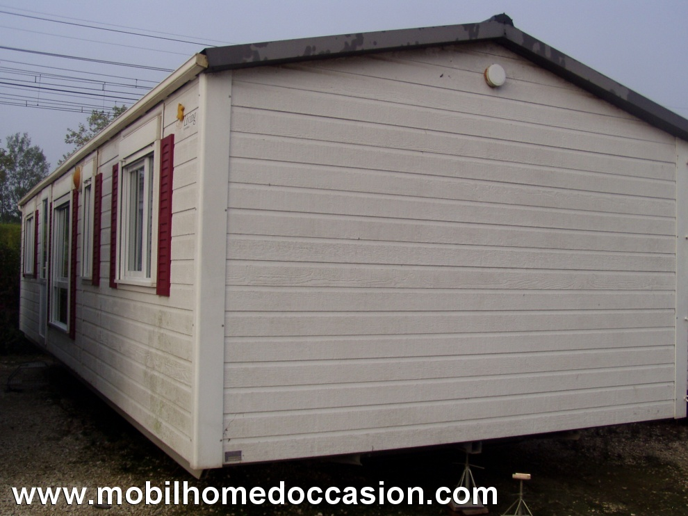 Mobil home occasion sun roller