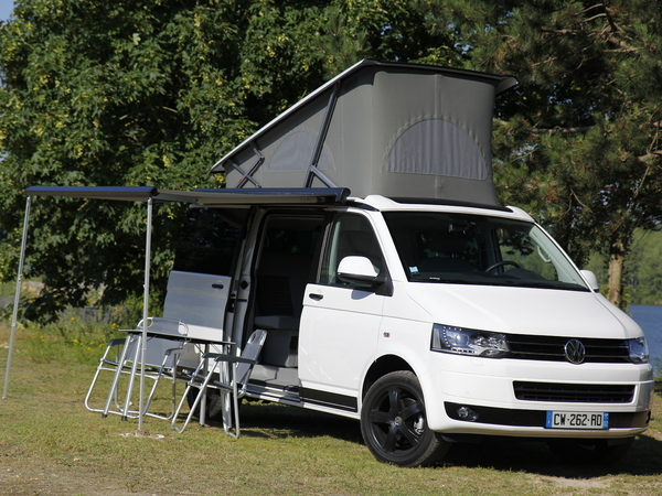 Van occasion camping car