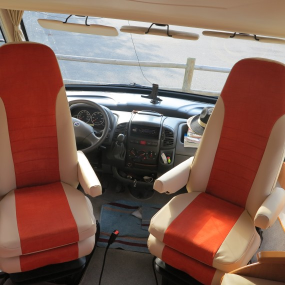 Fauteuil camping car occasion