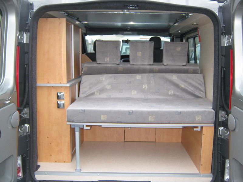 Kit amenagement camping car occasion