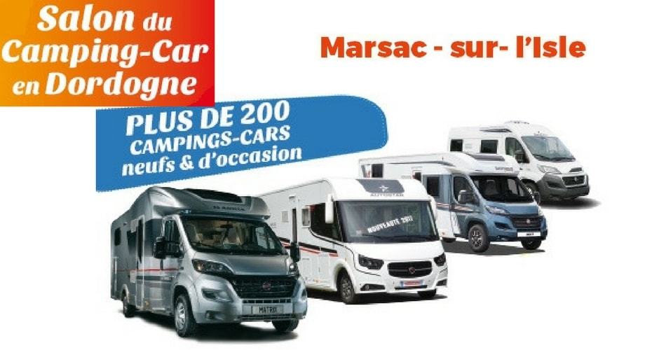 Salon du camping car occasion rennes