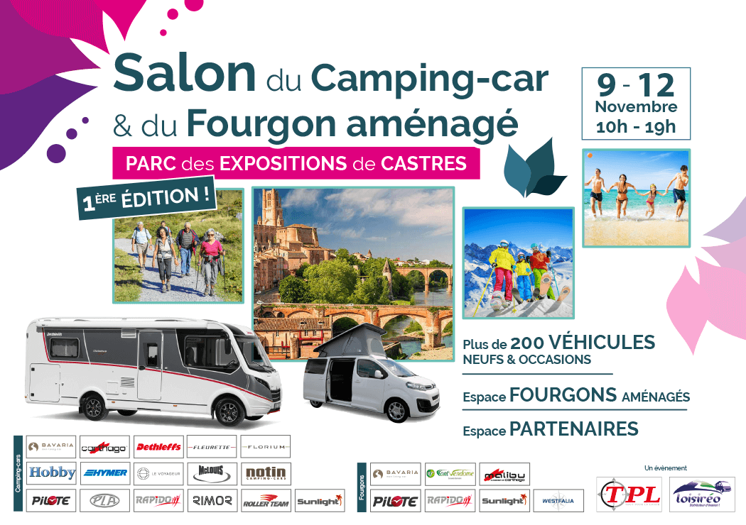 Salon du camping car 2017