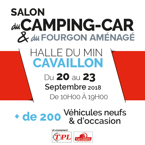Salon du camping car cavaillon