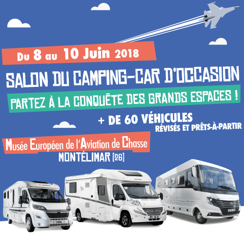 Camping car occasion montelimar