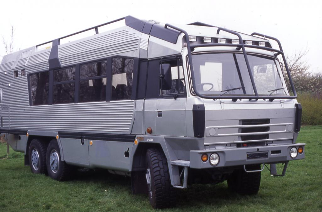 Camping car poid lourd 4×4 occasion