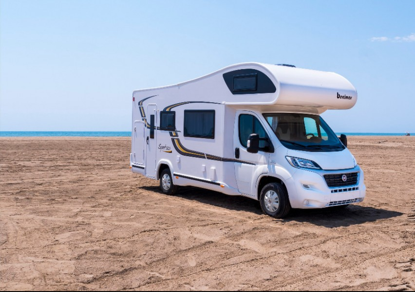 Camping car profilé occasion 5 places carte grise