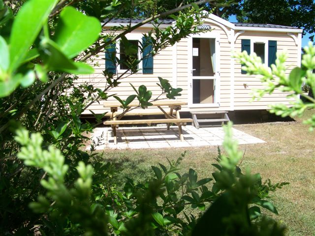 Camping les peupliers camping mobilhome 17, route de sarnac 33930 vendays montalivet