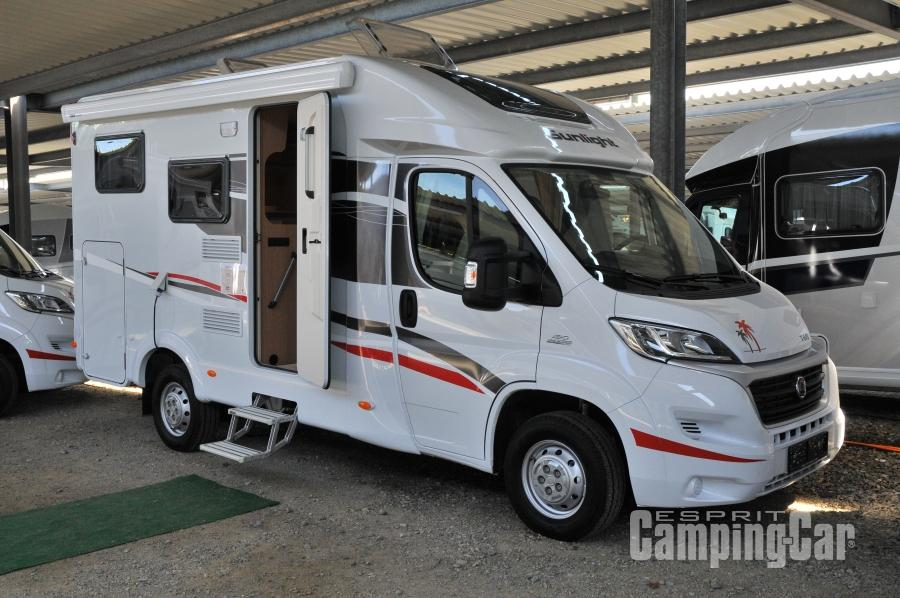 Petit camping car 2 places