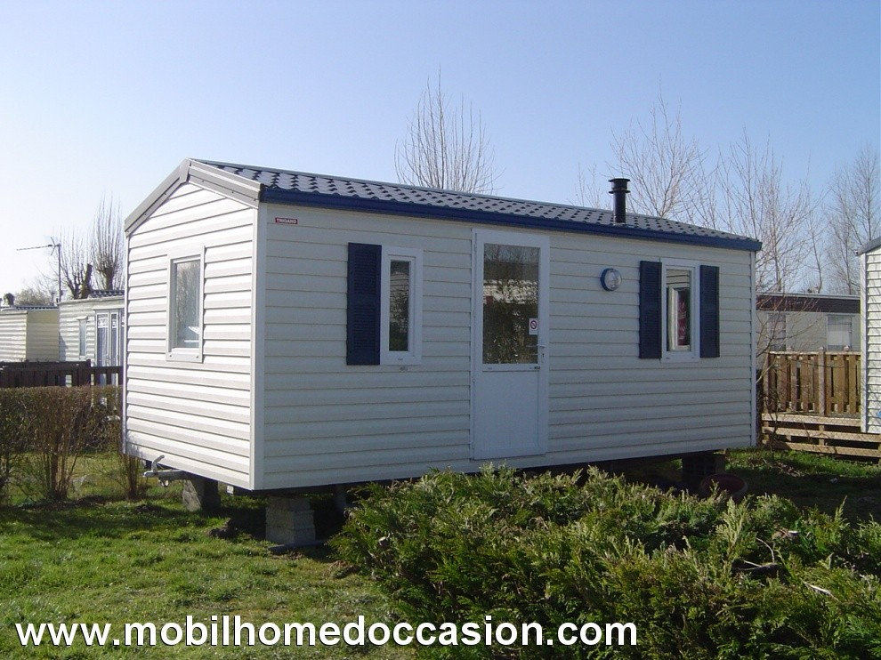 Mobil home occasion cote normande
