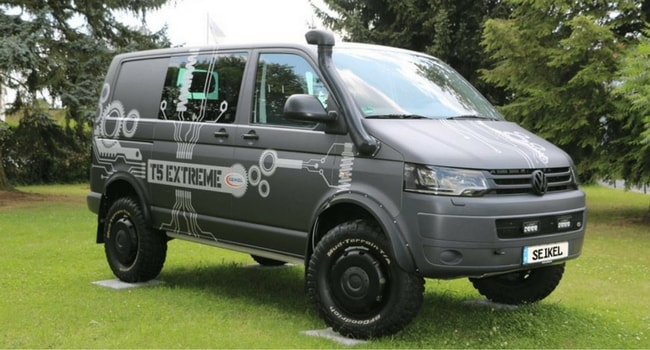 Camping car tout terrain 4×4 occasion