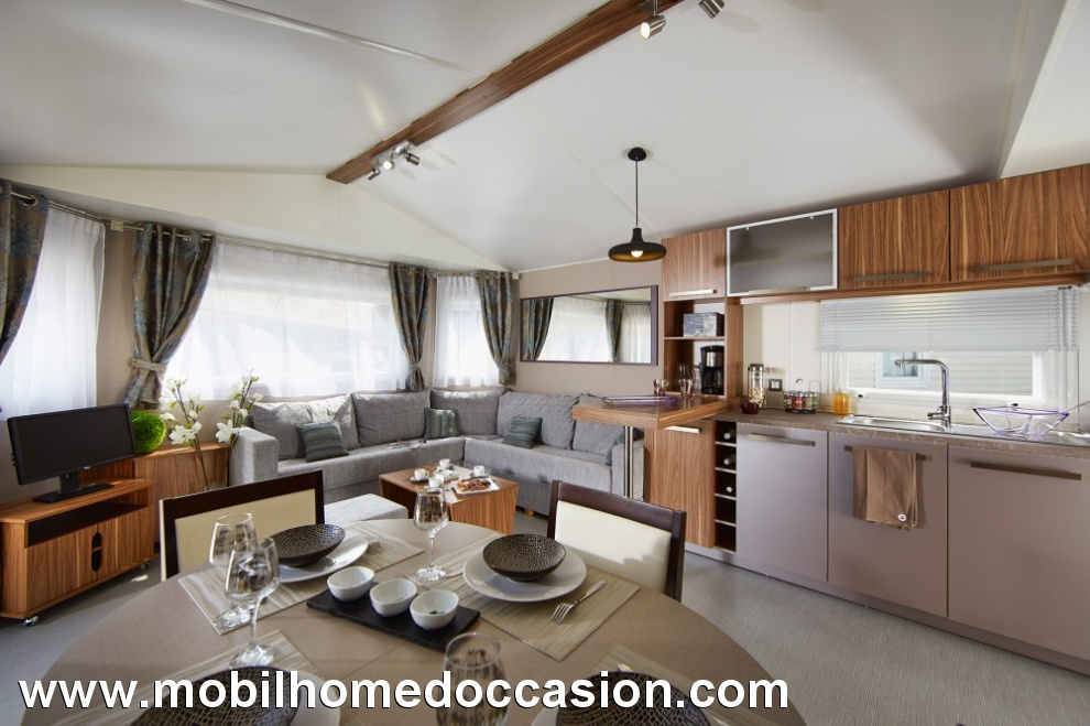 Prix mobilhome luxe