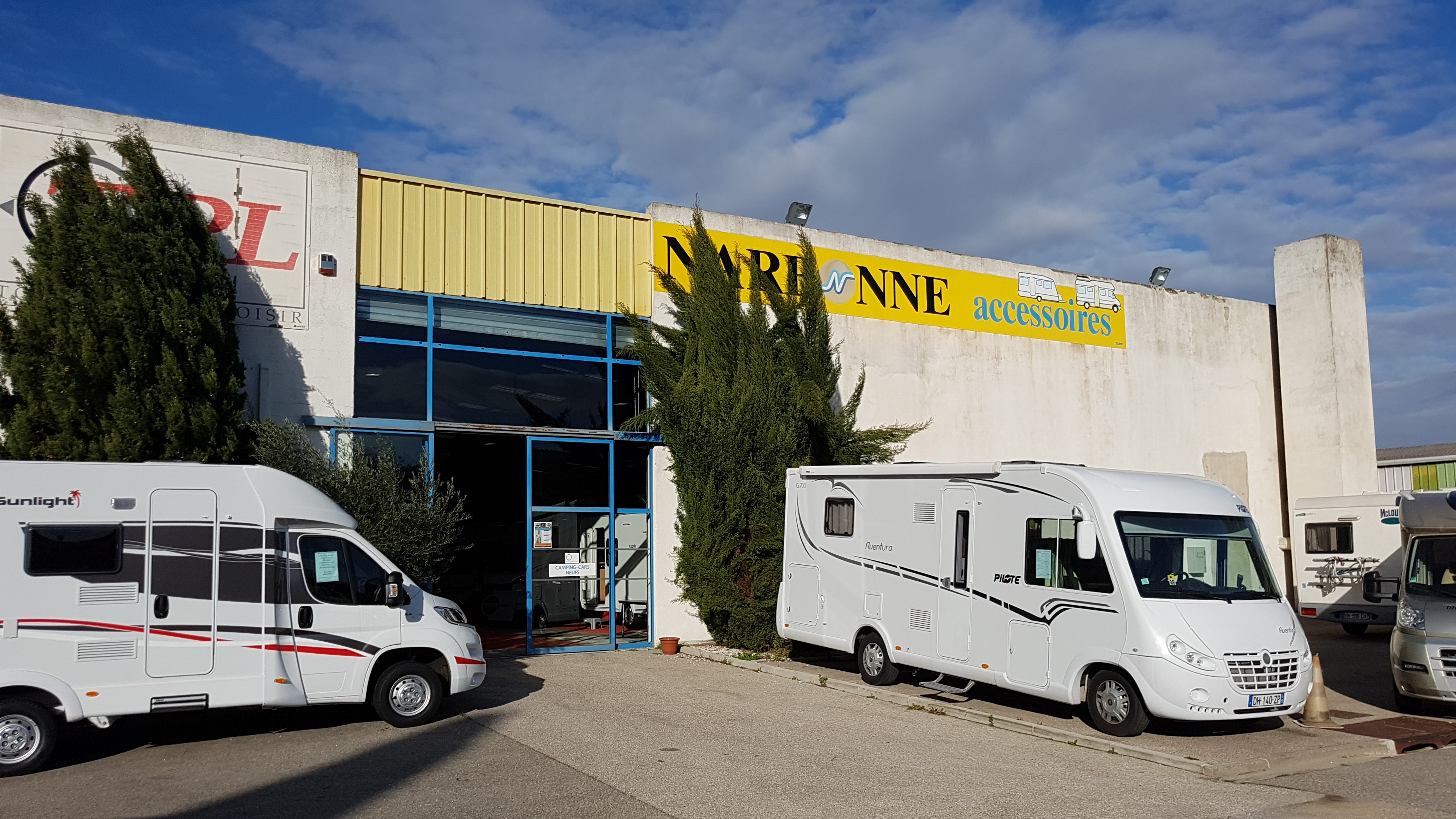 Camping car occasion tpl nimes