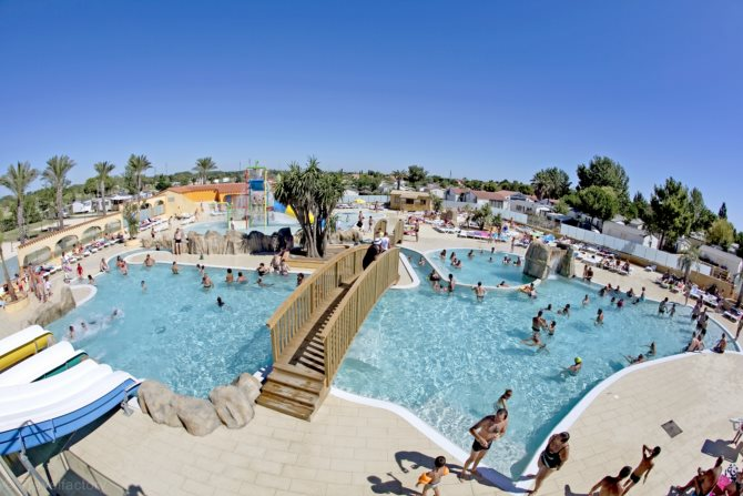 Camping saint cyprien camping la pinede